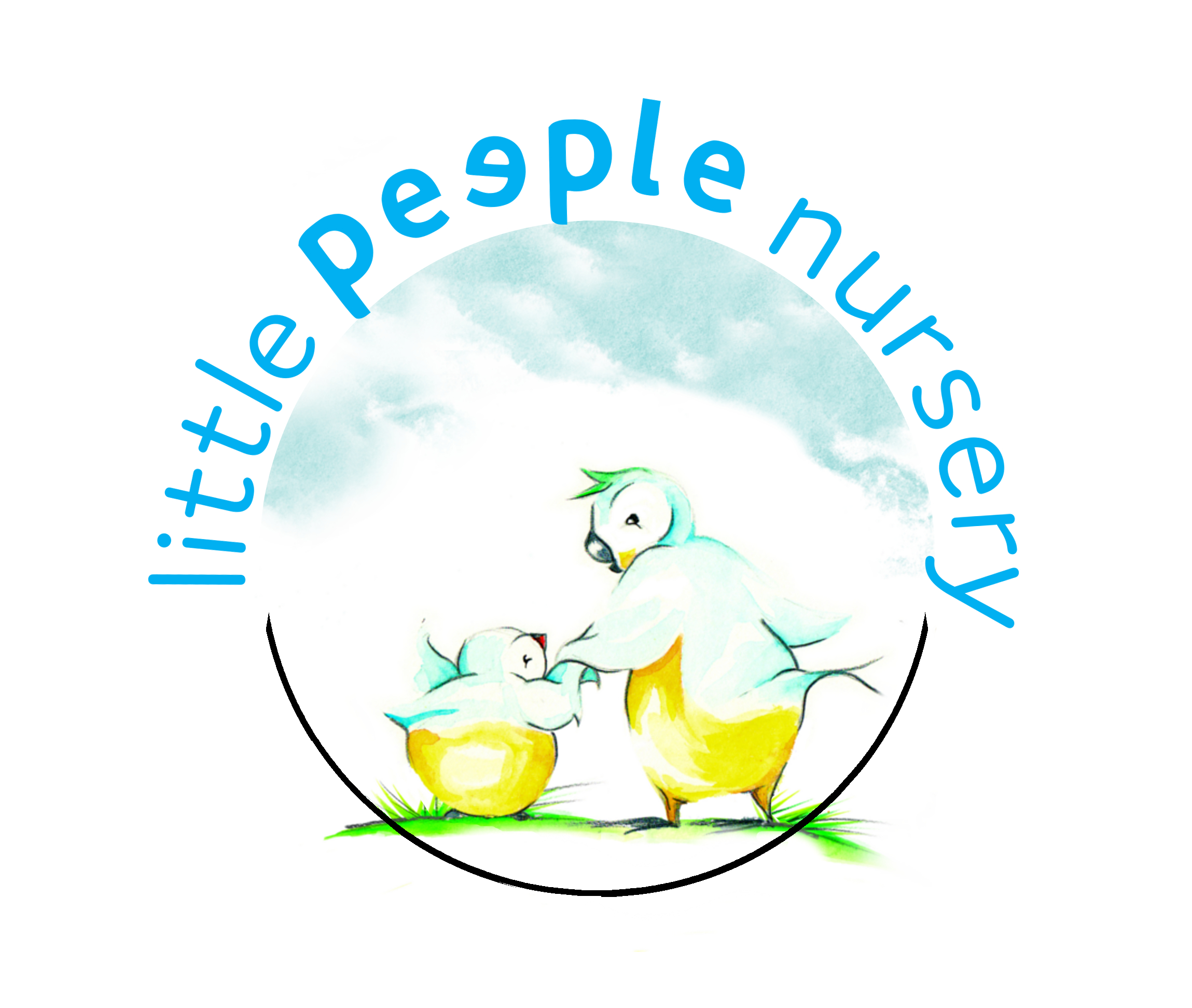 Little Peeple Nursery logo