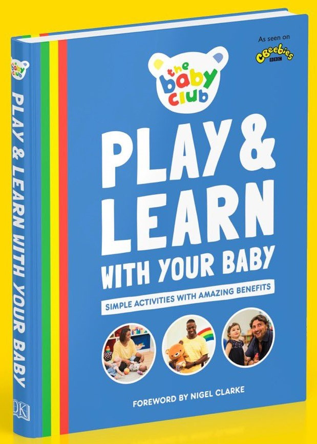 Play and learn with your baby book