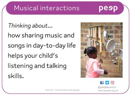 CL Topic Card - Musical Interactions