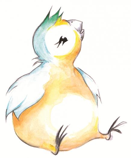 Peep the Parrot