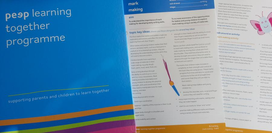 Programme folder (updated)