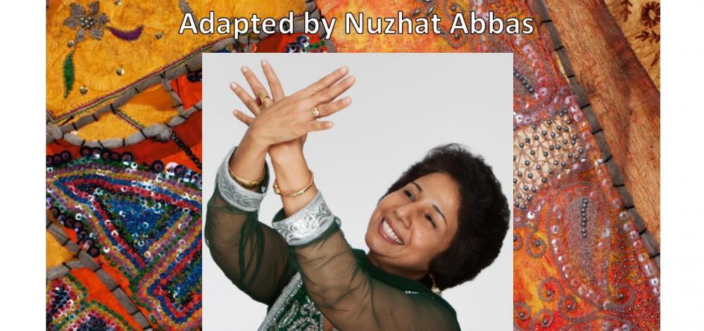 Stories and songs in Punjabi and Urdu